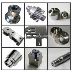 Precisão CNC forjadas de alumínio fundido e peças de Usinagem