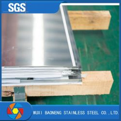 Hoja de acero inoxidable laminado en frío/placa de 304/304L/309/309S/310S/316L/317L/321 la alta calidad