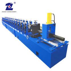 Het hete Gegroefte Metaal C/Z Purlin van de Verkoop Z Type walst het Vormen van Machine koud