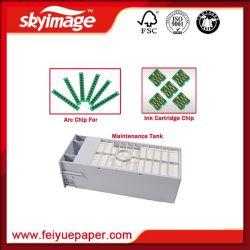Una vez estable de tinta Cartucho Compatible Chip (C/M/S/BK) para Epson