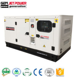 Низкое потребление топлива 60квт 50квт звуконепроницаемых дизельных генераторов Цена дополнительных аксессуаров