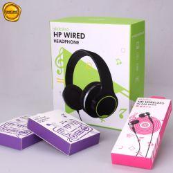 Яркий цветной Sinicline Custom Sport наушники Bluetooth наушников пакет упаковки бумаги и картона в салоне,