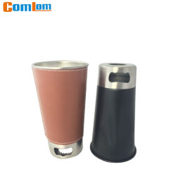 CL1C-M109 Comlom Beer Cup avec bouteille de bière 18,5 oz Mug ouvreur