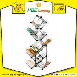 Boekhandel Display planken Metaal gebruikt Gridwall