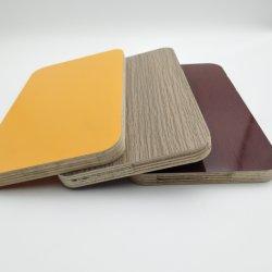 Grau de mobiliário melamina /Laminado folheado de madeira natural de contraplacado para mercado nigeriano