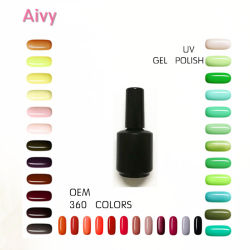 Commerce de gros de produits cosmétiques Nail Art beauté UV gel vernis à ongles