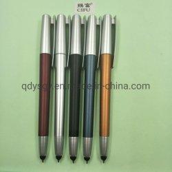 Penna a sfera in Stylus con punta da 1,0 mm di diametro per la stampa promozionale di logo