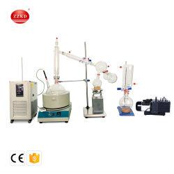 Distillatie van de Weg van het Laboratorium van de Prijs van de fabriek de Vacuüm20L Korte