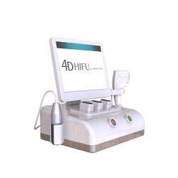 تصميم جديد 3D 4D Hifu 12 خطوط Vmax الثلج الجلد جهاز رفع الجسم L لشد الجسم على شكل تفتيح