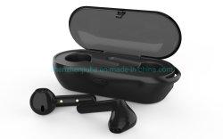 A tecnologia híbrida Condução Óssea Bluetooth fones de ouvido sem fio Mini Tws Portable Toque em auscultadores de controlo