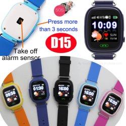 Los niños de la seguridad de emergencia SOS Tracker GPS Reloj inteligente