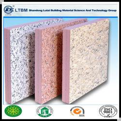 Muro exterior Sistema de aislamiento térmico de materiales de construcción