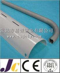 Tubo de alumínio torcidos, perfil de alumínio CNC (JC-P-84070)