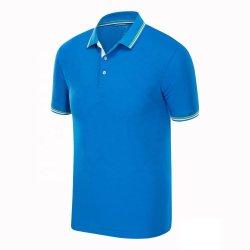 Polo da golf in tessuto Pique personalizzato cotone da uomo