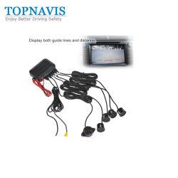 Car Auto радар детектор видео система датчиков может быть подключен к монитора и камеры