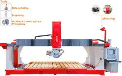 Bancada de cozinha CNC Processamento Laje de Pedra máquina de corte