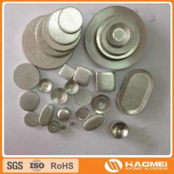 Grenaillé Cercle limace en aluminium 1070