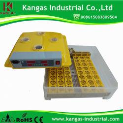 Мини-Автоматическое удержание 48 яиц инкубатор цыпленок инкубаторной станции машины для продажи