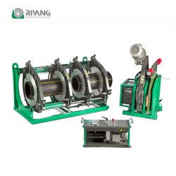 ASTM F2620 용접 기준을%s 가진 Riyang V18 8-18 인치 HDPE 관 개머리판쇠 융해 Electrofusion 용접 기계