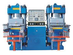 前真空の上2rtはゴム製多層が高精度の製品を停止するケイ素を作るための機械を形作る型の油圧を開く