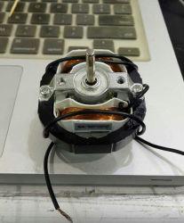 Moteur de petits appareils électroménagers Shade-Pole moteur