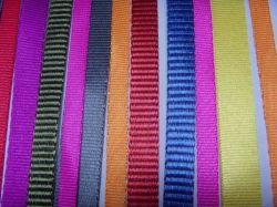 Красочные заводе Grosgrain нейлоновые ленты