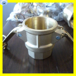 Accoppiamento rapido dell'acqua di tubo flessibile del connettore rapido di alluminio del montaggio