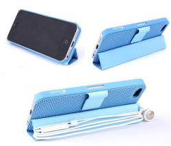 Горячая продажа Wallet Flip кожаный чехол для iPhone 5