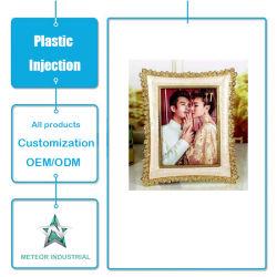 Maatwerk Plastic Producten Decoratieve Foto's Foto Plastic Frame Injection Mold