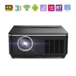 Bouwde de VideoStraal van Wxga van de Projector van het Theater van het huis de Draadloze Aansluting van de Haven USB/AV/HDMI met Phone/PC/Tablet (WOWOTO P8) in