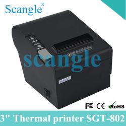 Cheap POS 80mm Ticket imprimante de tickets de caisse thermique (SGT-802)
