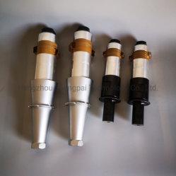 Convertidor de ultrasonidos para la máscara de soldadura con frecuencia de 20kHz.