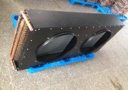 冷却装置ユニット用銅製ファンコイルコイル