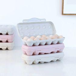De prijs is Goed en kan de Aangepaste Leveranciers van het Dienblad van het Ei van de Doos van de Opslag van de Koelkast van het Ei van de Ijskast van het Dienblad van het Ei zijn Plastic