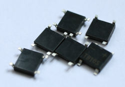 브리지 정류기 MBF 시리즈 전압 범위 - 200 ~ 1000 볼트 전류 - 0.5 / 0.8A MB6f