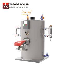 Caldaie infornate GPL del generatore di vapore del gasolio del migliore gas industriale verticale di prezzi piccolo 200kg 200kg 400kg 500kg 600kg 700kg 1000kg da vendere
