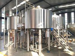 Настраиваемые промышленного пара или электрического отопления Craft пиво Brewhouse приготовления оборудования