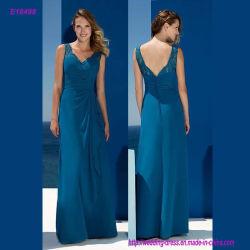 La variété plisse A sans manche - ligne mère de la robe de mariée
