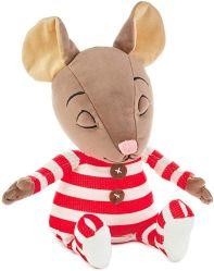 عيد ميلاد المسيح ليّنة يحشى قطيفة طفلة حيوان فأرة