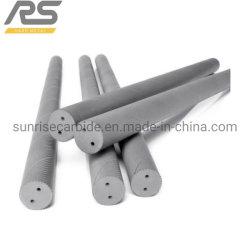 Varilla de carburo de tungsteno dos orificios de brocas helicoidales para máquinas herramientas fabricado en China