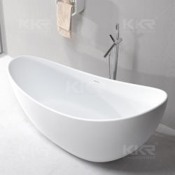 Het beste Bad van de Douche van Freestand van de Steen van de Waren van de Kwaliteit Sanitaire Acryl