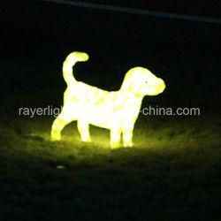 La decoración del Festival de Luces LED de iluminación de los animales del zodiaco Decoración