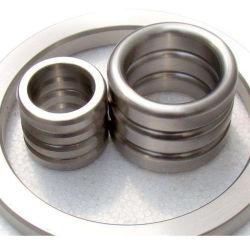 pièces de rechange du joint en acier inoxydable de haute pression en fer doux de forme octogonale ovale Anneau joint mixte