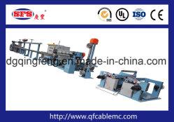 Faible émission de fumées et zéro halogène extrusion de câble de ligne de production pour les fils et câbles