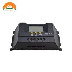 Горячие продажи 12V 24V Auto 30A солнечного контроллера заряда