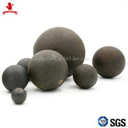 La vendita calda ha forgiato le sfere stridenti del manganese del silicone delle sfere del ghisa della sfera di media dell'acciaio