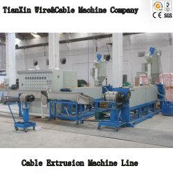 Nouveau câble PVC de plastique Making Machine