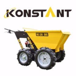 Dumper Kt-MD250c качества отборный миниый с электрическим стартом и опционным вспомогательным оборудованием