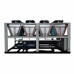 薬剤の化学工業産業ねじBizterの圧縮機が付いている空気によって冷却される水スリラー