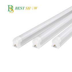 統合された30cm 60cm 120cm 150cm T5 LEDの管ライト6W 9W 18W 25W 300mm 600mm 1200mm 1500mm